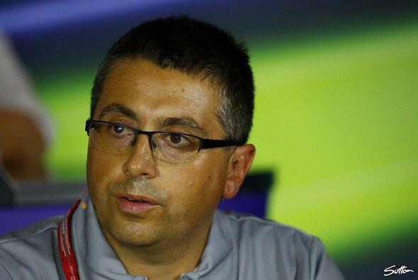 Luca Furbatto ist ein Formel-1-Urgestein - Foto: Sutton