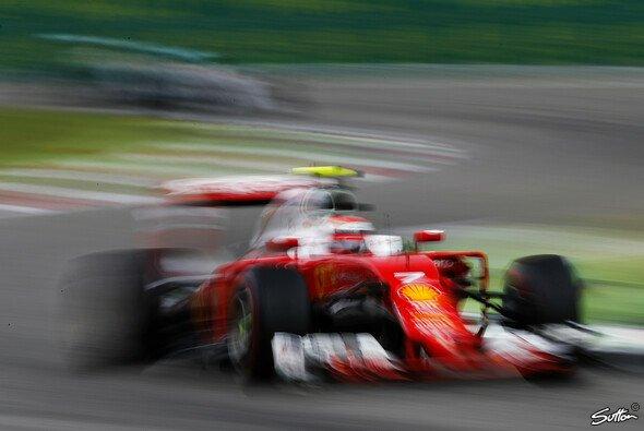 Ferraris Strategie beim Italien GP wirft Fragen auf - Foto: Sutton