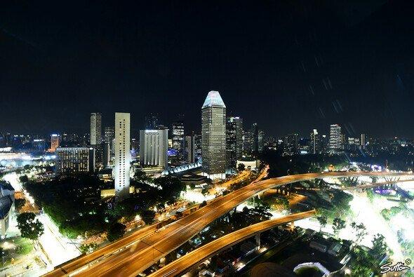 In Singapur steht Saisonlauf Nummer 14 auf dem Programm - Foto: Sutton