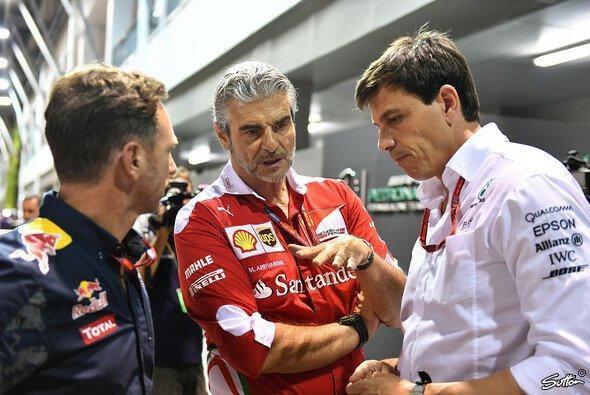 Toto Wolff respektiert die Vertragssituationen bei Red Bull und Ferrari - Foto: Sutton