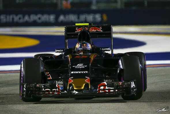 Toro Rosso ist in Singapur konkurrenzfähig - Foto: Sutton