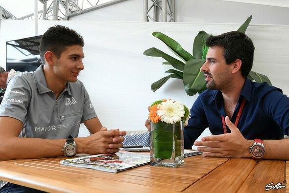 Esteban Ocon schildert seinen Werdegang und sein Erfolgsgeheimnis - Foto: Sutton