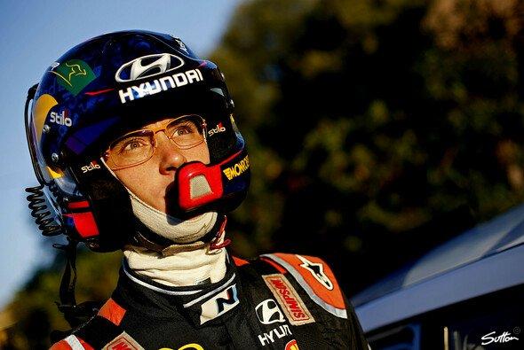 Thierry Neuville ist Vize-Weltmeister - Foto: Sutton