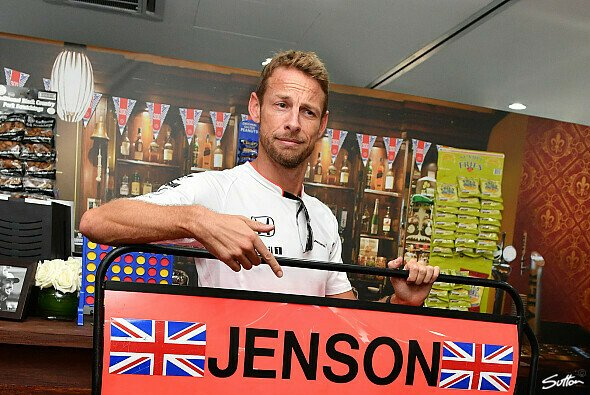 In Malaysia feiert Button seinen 300. GP-Start