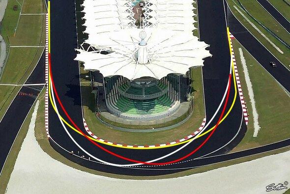 Der Umbau in Malaysia ermöglicht nun unterschiedliche Linien - Foto: Sutton