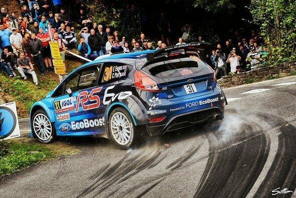 Elfyn Evans kehrt aus der WRC2 in die WRC zurück - Foto: Sutton