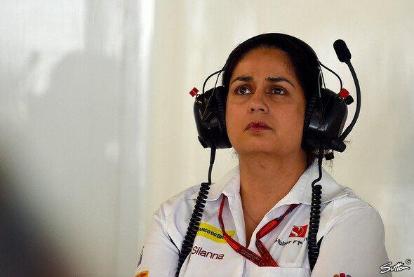 Monisha Kaltenborn und Sauber sollen sich vor dem Rennen in Baku getrennt haben - Foto: Sutton
