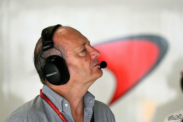 Ron Dennis war für McLarens größten Erfolge in der Formel 1 verantwortlich - Foto: Sutton