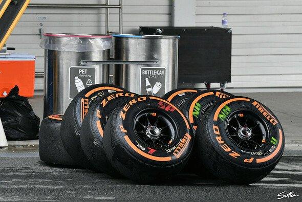 Die härteste Reifenmischung kommt in den USA nicht zum Einsatz - Foto: Sutton