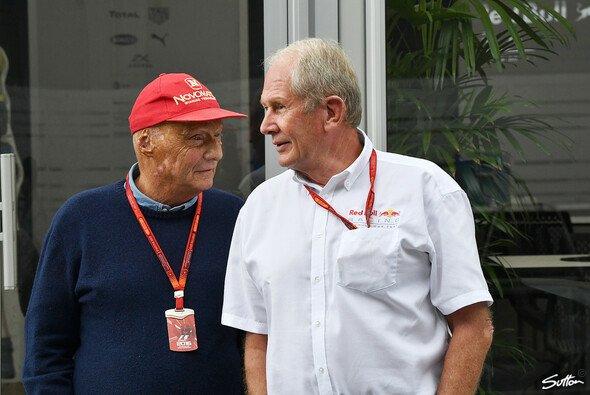 Helmut Marko will Niki Laudas Mercedes besiegen - Foto: Sutton