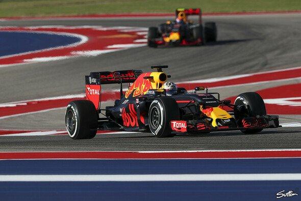 Red Bull ist in Austin flott unterwegs - Foto: Sutton