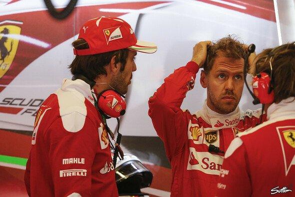 Das Qualifying in Mexiko verlief nicht nach Ferraris Vorstellungen - Foto: Sutton