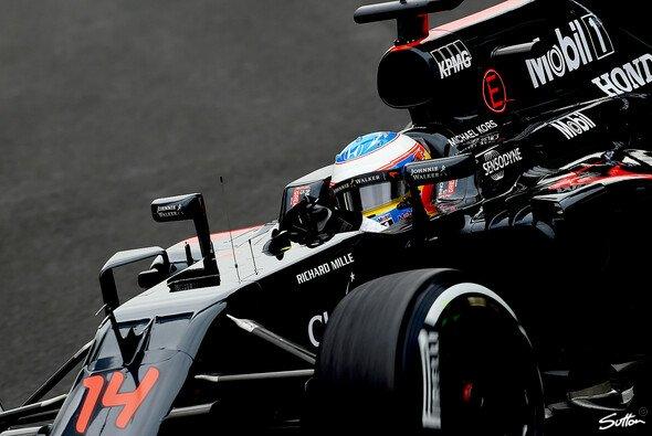 McLaren will es in Mexiko notfalls auch ohne Q3 in die Punkte schaffen - Foto: Sutton