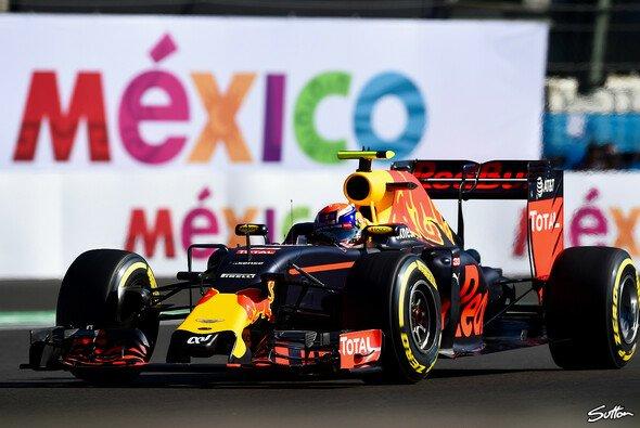 Max Verstappen wurde in Mexiko Fünfter - Foto: Sutton