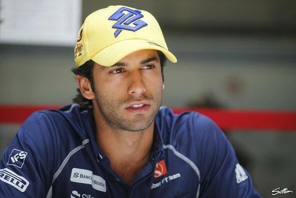 Felipe Nasr wurde positiv auf Corona getestet - Foto: Sutton