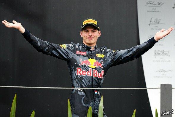 Max Verstappen setzte in den vergangenen Jahren einige Highlights in der Formel 1 - Foto: Sutton