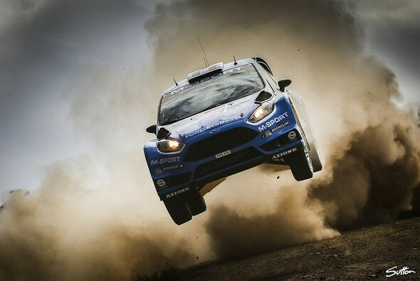 Eric Camilli macht den Schritt von der WRC zurück in die WRC2 - Foto: Sutton
