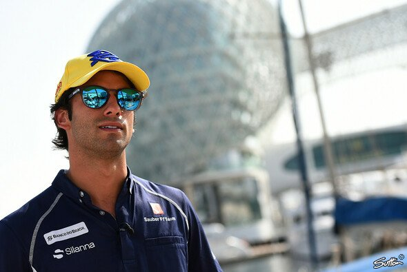 Felipe Nasr gibt sein Singleseater-Comeback in der Formel E - Foto: Sutton