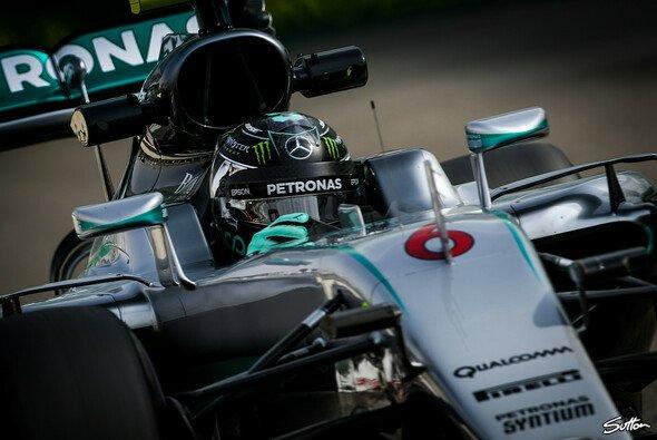 Zuletzt fuhr in der Formel 1 Nico Rosberg mit Startnummer sechs - Foto: Sutton