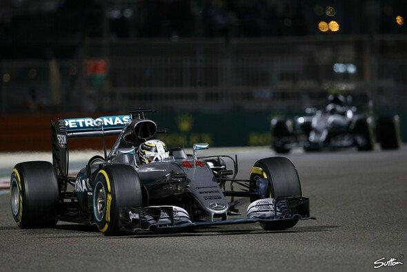 Christian Danner konnte sich gut in die Lage der WM-Kontrahenten Rosberg und Hamilton hineinversetzen - Foto: Sutton