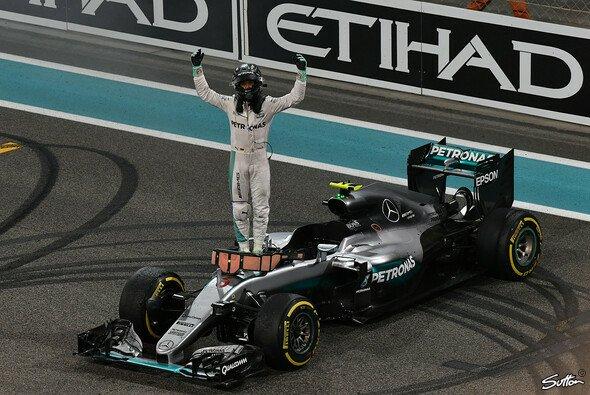 Nico Rosberg sicherte sich den Titel - Foto: Sutton