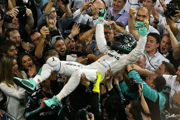 Nico Rosberg überlegte sich genau, wem er wann von seinem Rücktritt erzählte - Foto: Sutton