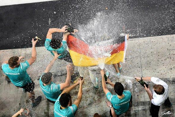 Nico Rosberg tritt als Weltmeister ab - und bekommt dafür jede Menge Respekt - Foto: Sutton