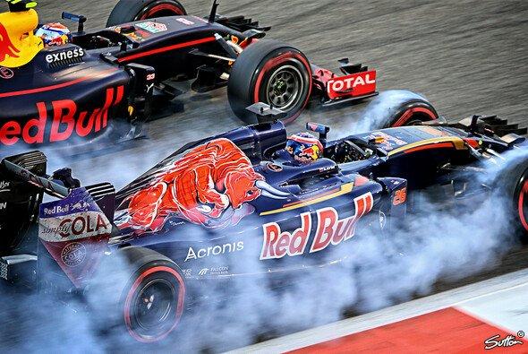 Red Bulls Nachwuchs hofft auf die große Karriere bei einem der Formel-1-Teams - Foto: Sutton
