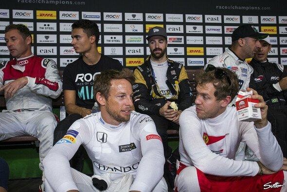 Wer startet beim Race of Champions 2018? - Foto: Sutton