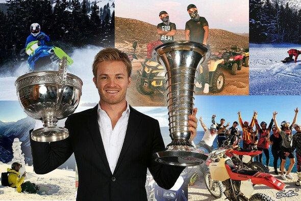 Nico Rosberg hielt sich immer brav an alle Regeln - Teamkollege Lewis Hamilton nicht unbedingt - Foto: Sutton/Hamilton Instagram