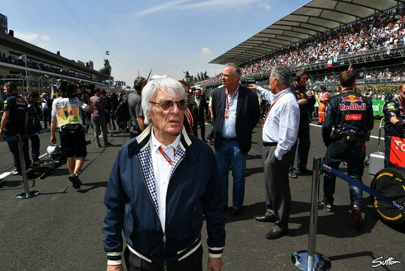 Bernie Ecclestone behauptet, von Liberty Media eigenmächtig abgesetzt worden zu sein - Foto: Sutton