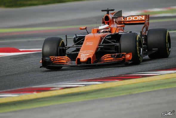 McLaren kommt bei den Testfahrten nicht richtig in Fahrt - Foto: Sutton