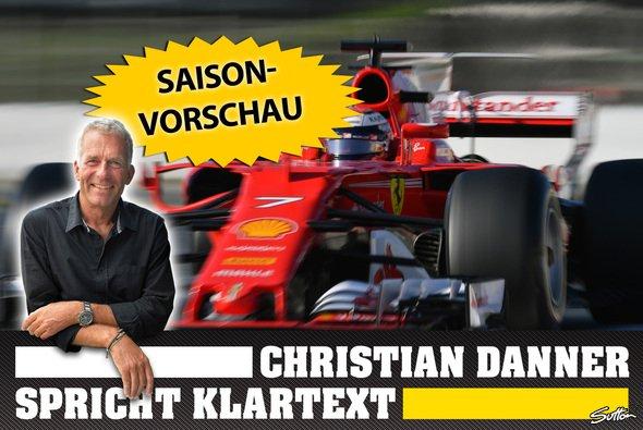 Christian Danner blickt auf die Saison 2017 - Foto: Sutton
