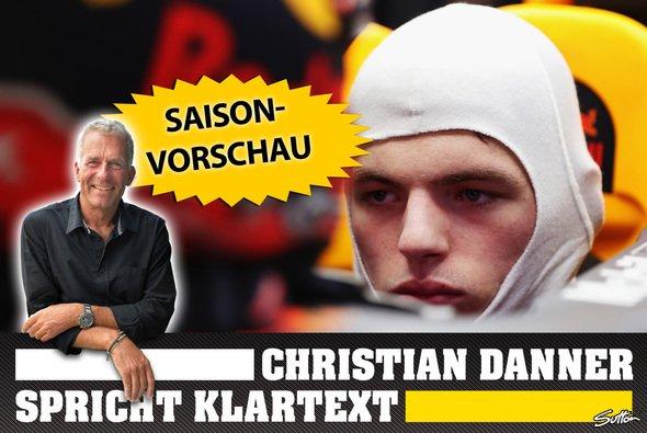 Christian Danner blickt auf die Saison 2017 - Foto: Sutton/Red Bull