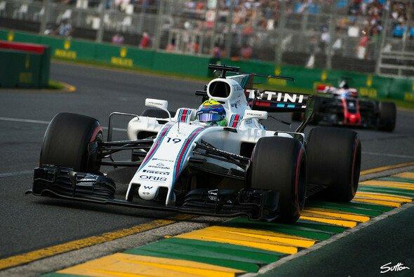 Massa holte für Williams in Australien die Kohlen aus dem Feuer - Foto: Sutton