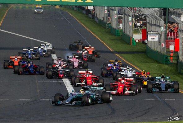 Für 2018 wurde das Superlizenz-System zur Teilnahme an der Formel 1 überarbeitet - Foto: Sutton