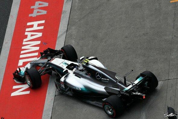 Valttrei Bottas musste sich beim China GP mit Platz sechs begnügen - Foto: Sutton
