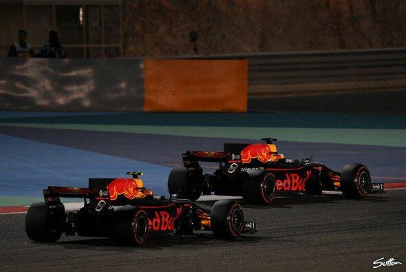 Red Bull hat den Anschluss an Mercedes und Ferrari scheinbar gefunden - Foto: Sutton