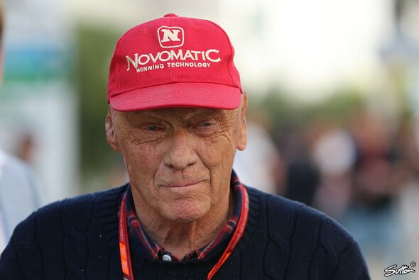 Formel-1-Legende Niki Lauda hat das Krankenhaus in Wien nach seiner Lungentransplantation verlassen - Foto: Sutton