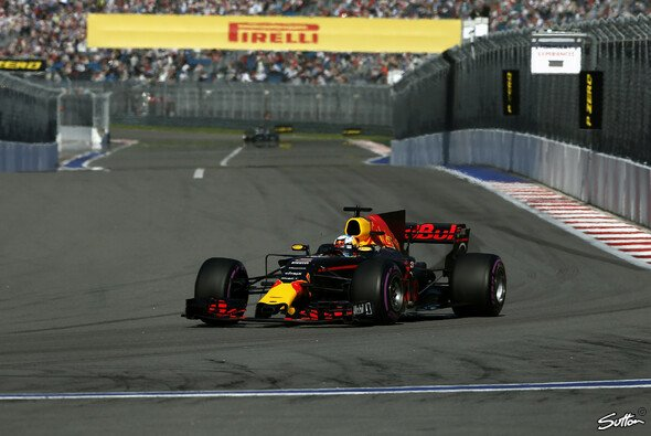 Red Bull war chancenlos im Qualifying - Foto: Sutton
