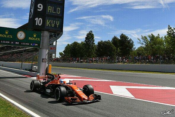 Fernando Alonso erlebt sportlich eine schwere Saison - Foto: Sutton