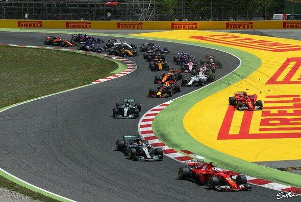 Die Formel 1 startet beim Spanien GP in Barcelona in die Europa-Rennen - Foto: Sutton