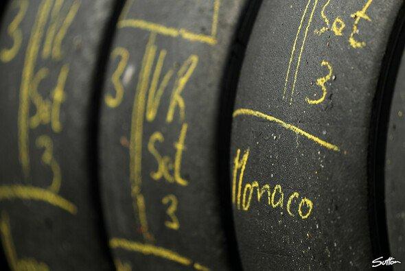 Pirelli hat die Reifenmischungen für den Monaco GP nominiert - Foto: Sutton