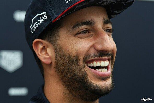 Daniel Ricciardo macht sich kaum Hoffnung auf eine weitere Reihe eins in Baku - Foto: Sutton