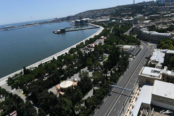 Der Aserbaidschan GP hat seinen Vertrag mit der Formel 1 vorzeitig bis 2023 verlängert - Foto: Sutton