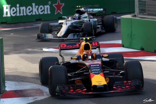 Schlägt Mercedes in Baku gegen Red Bull und Ferrari zurück? Es wird schwer - Foto: Sutton