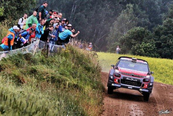 Die Rallye Polen ist nach vier Jahren wieder raus - Foto: Sutton