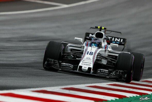 Lance Stroll hofft nach Williams' Qualifying-Debakel auf jede Menge Chaos beim Österreich GP - Foto: Sutton