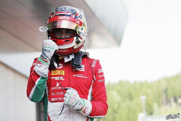 Charles Leclerc ist Meister der Formel 2 2017 - Foto: Sutton
