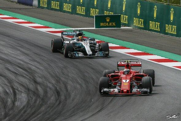 Kimi Räikkönen wurde in Österreich Fünfter - Foto: Sutton